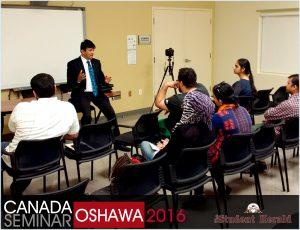 Oshawa Seminar