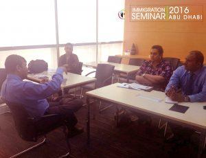 polinsys seminar abudhabi